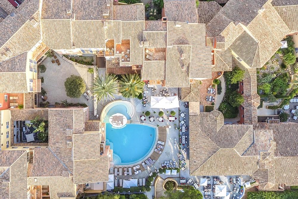 Hotel Byblos (Saint-Tropez, France)