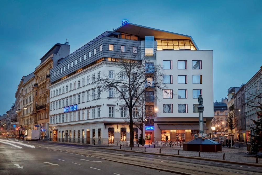 Hotel Das Triest Vienne