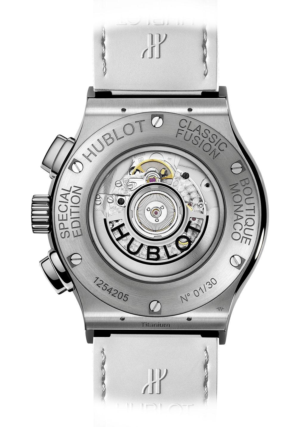 Hublot Classic Fusion Aerofusion Chronograph Special Edition Boutique Monaco