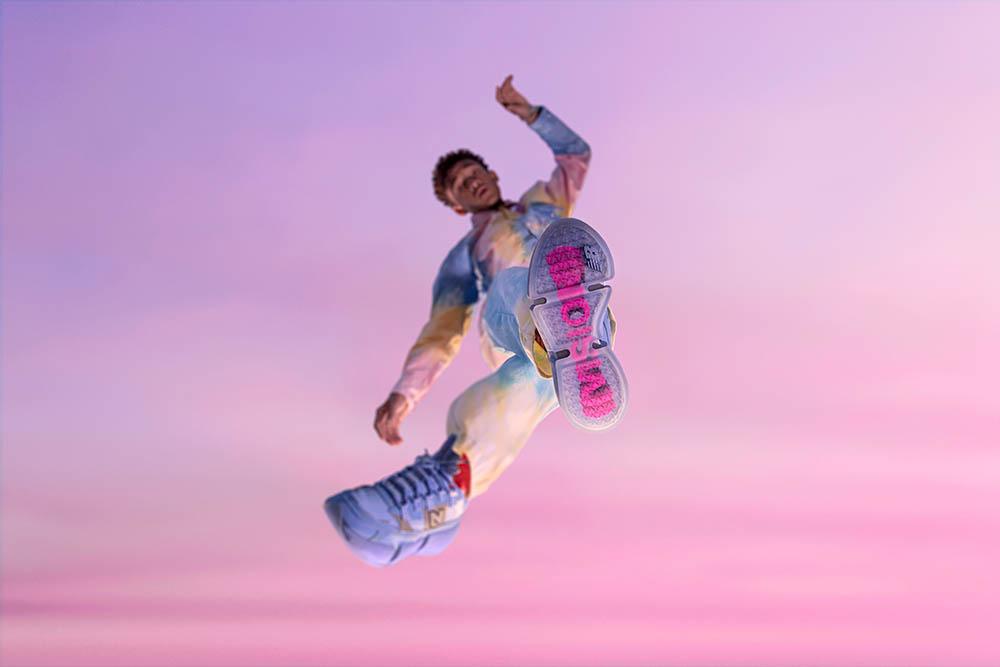 Jaden Smith x New Balance Vision Racer