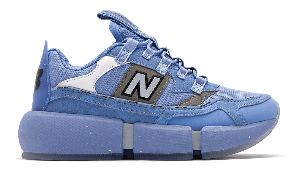 Jaden Smith x New Balance Vision Racer