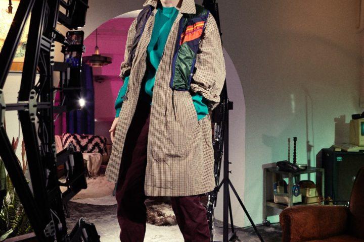 Kolor - Printemps-Été 2021 - Paris Fashion Week