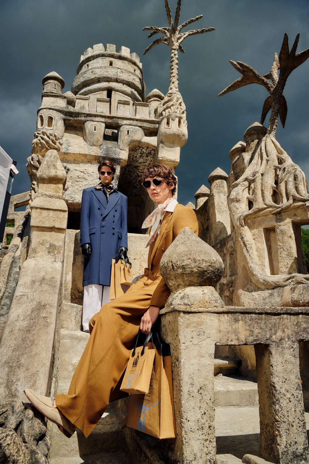 Lanvin - Printemps-Été 2021 - Paris Fashion Week