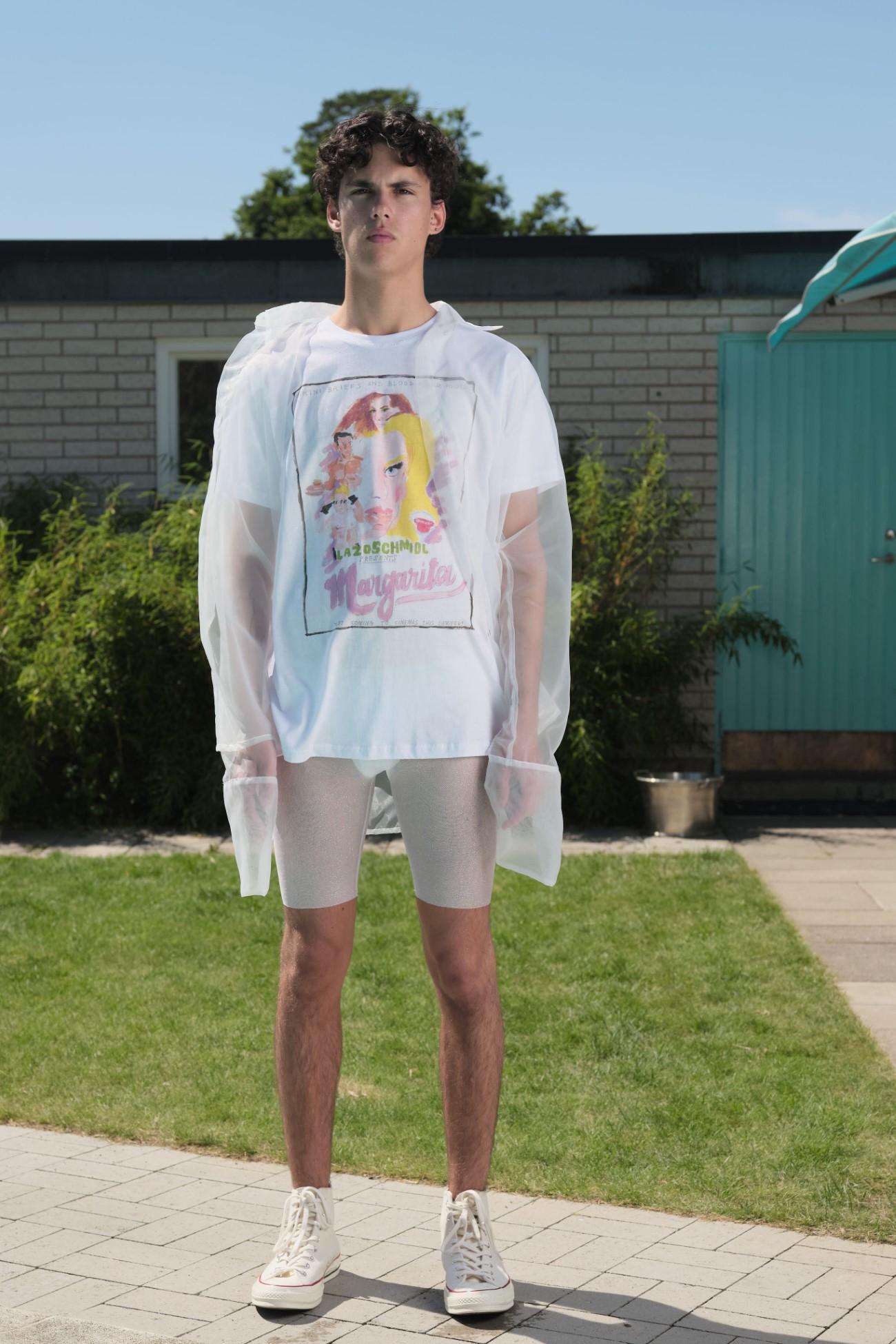 Lazoschmidl - Printemps-Été 2021 - London Fashion Week