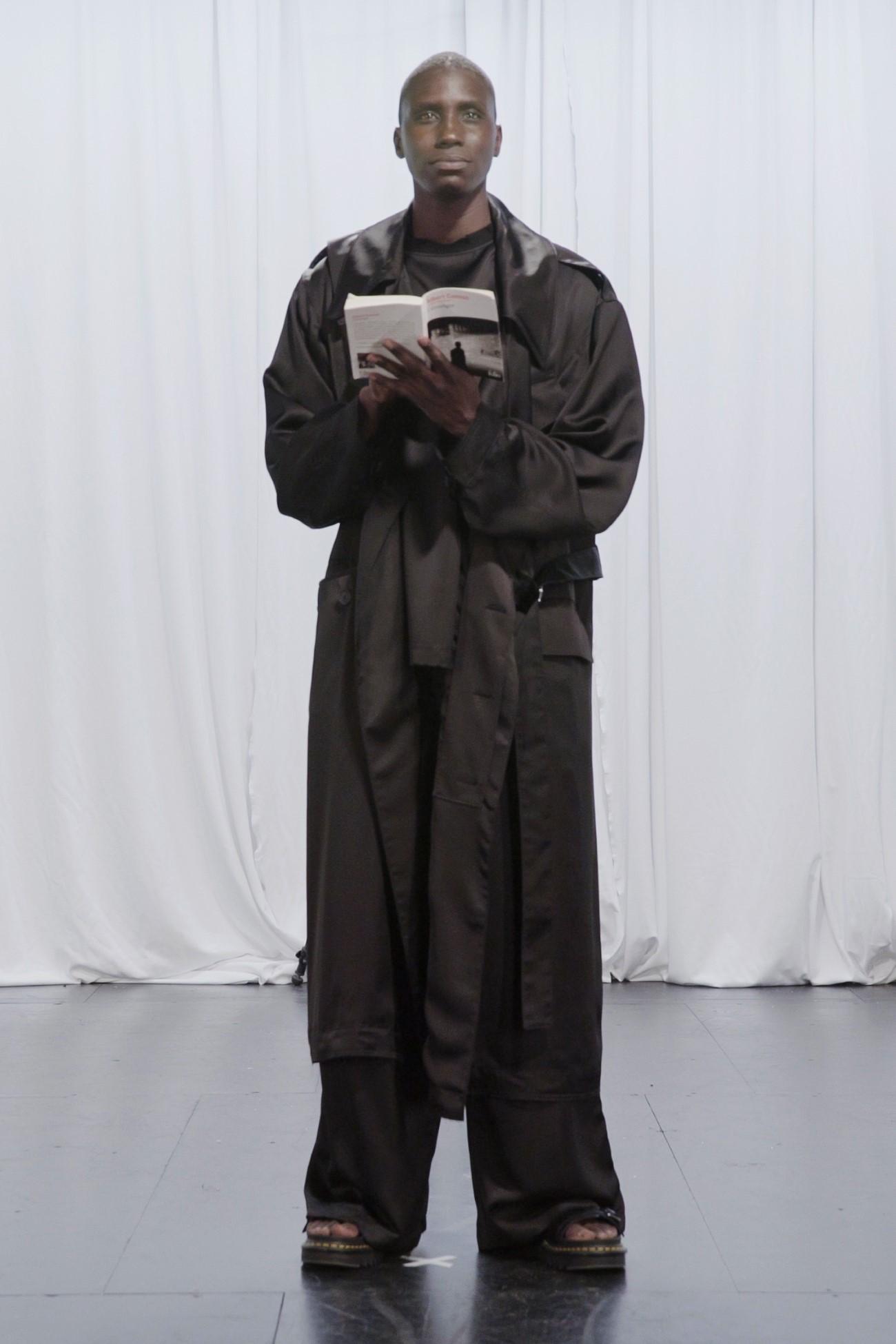 Louis Gabriel Nouchi - Printemps-Été 2021 - Paris Fashion Week