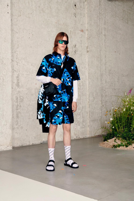 MSGM - Printemps-Été 2021 - Milan Fashion Week