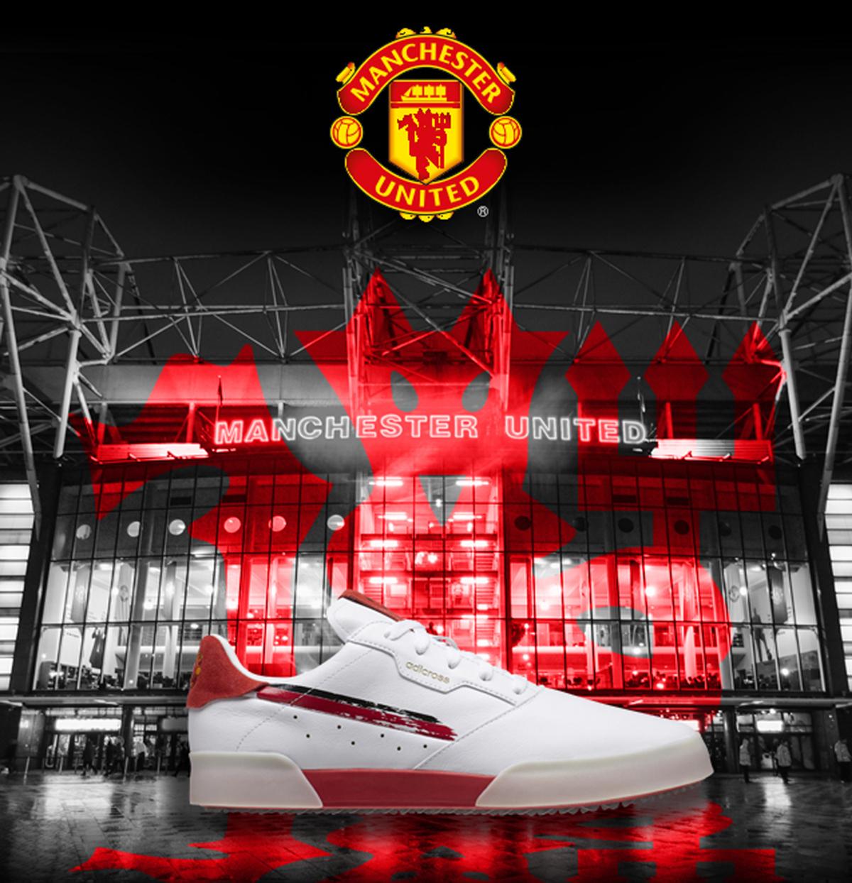 Manchester United x adidas Golf