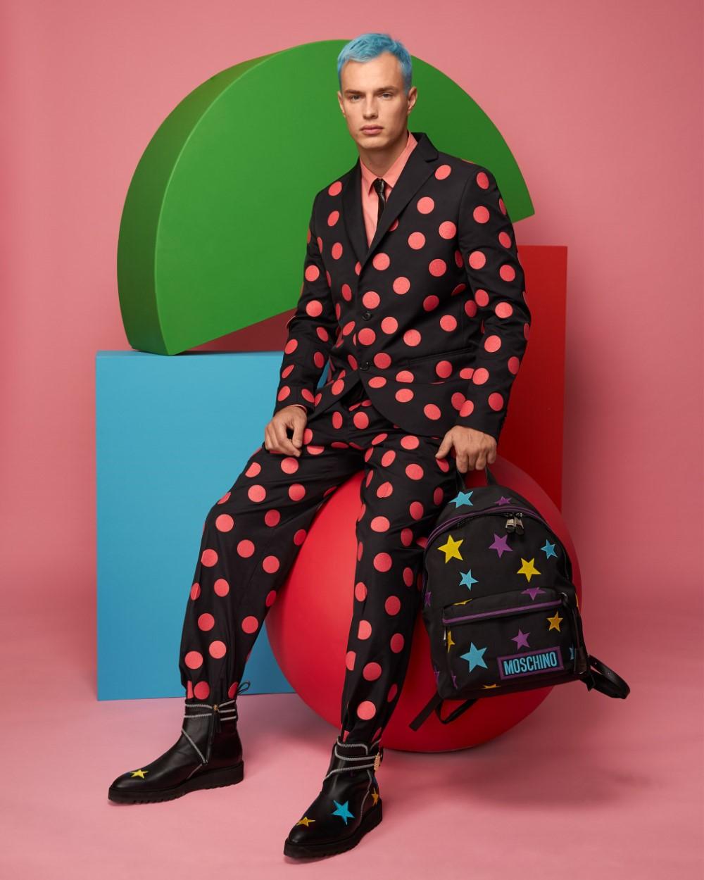 Moschino - Printemps-Été 2021 - Milan Fashion Week