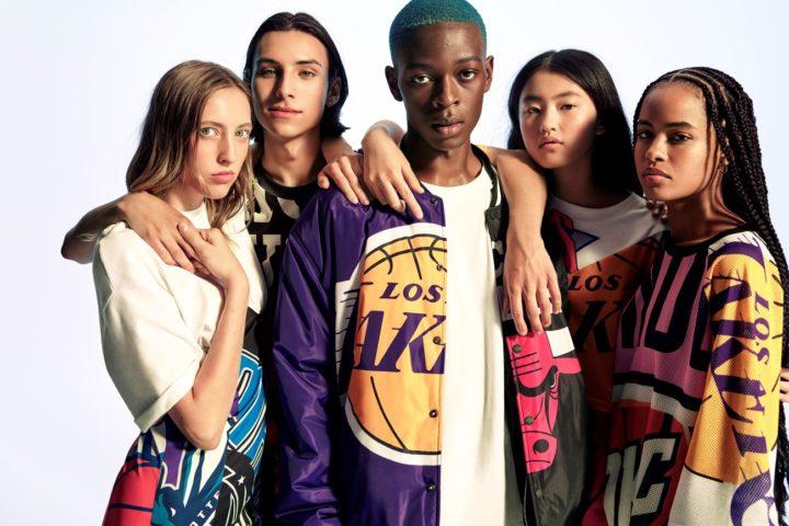 NBA + Bershka 2020