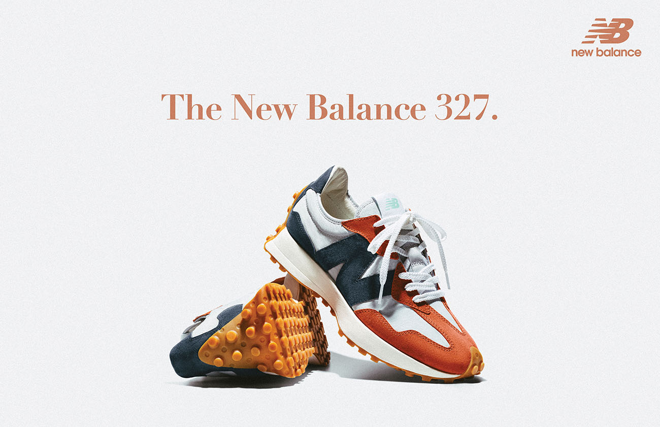 new balance homme 327