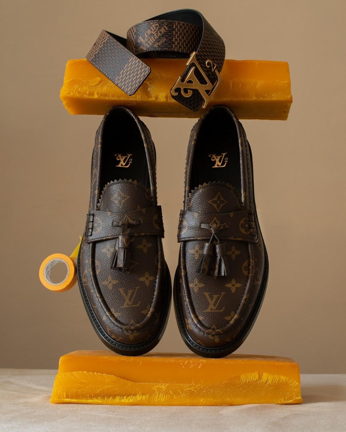 Nigo x Virgil Abloh - Louis Vuitton LV²