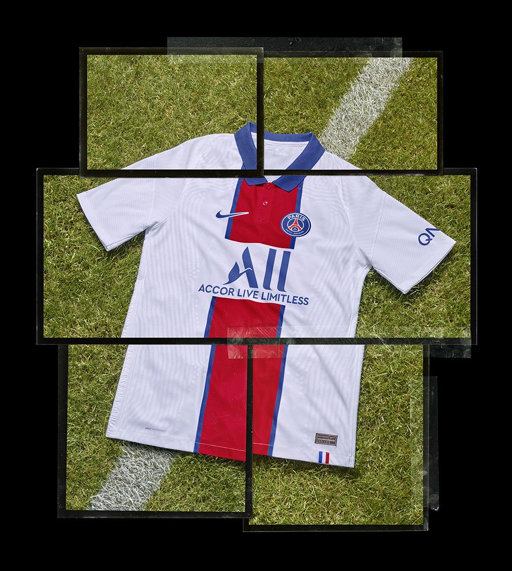 Nike Football x Paris Saint-Germain 2020-21 AWAY