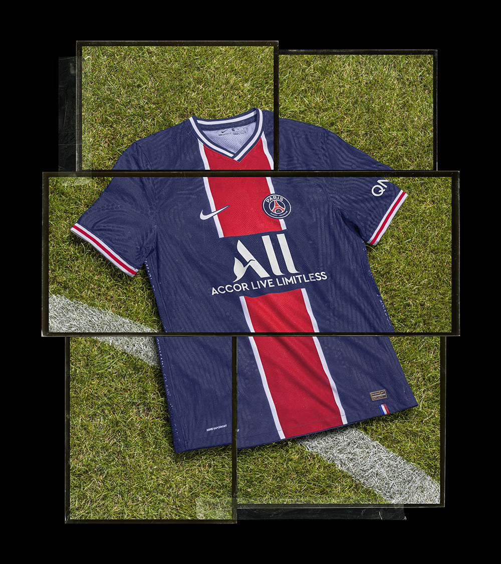Nike Football x Paris Saint-Germain 2020-21 HOME