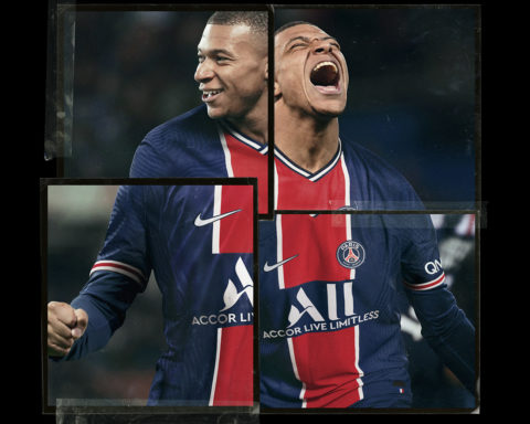 Nike Football x Paris Saint-Germain 2020-21 - Kylian Mbappé