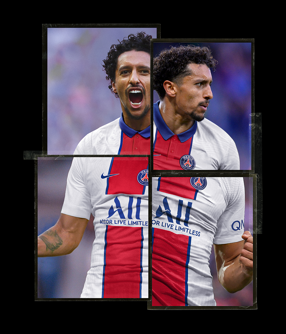 Nike Football x Paris Saint-Germain 2020-21 - Marquinhos