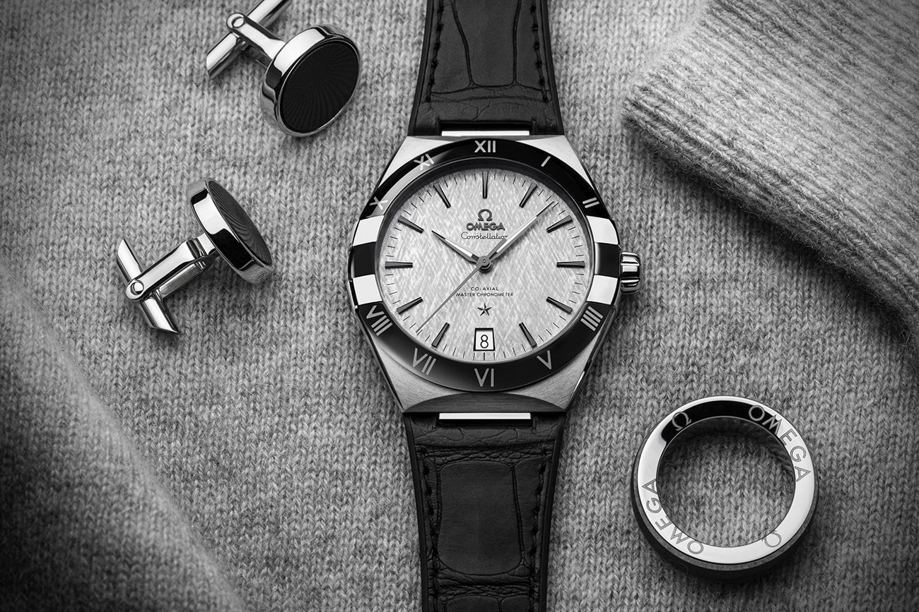 OMEGA Constellation 2020