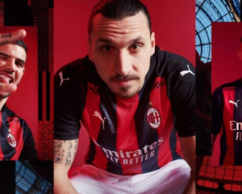 PUMA Football x AC Milan 2020-21
