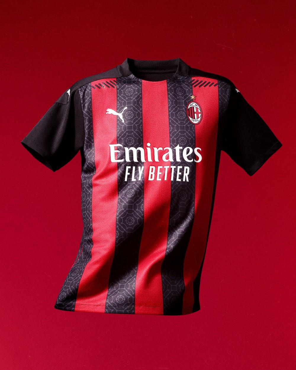 PUMA Football x AC Milan 2020-21