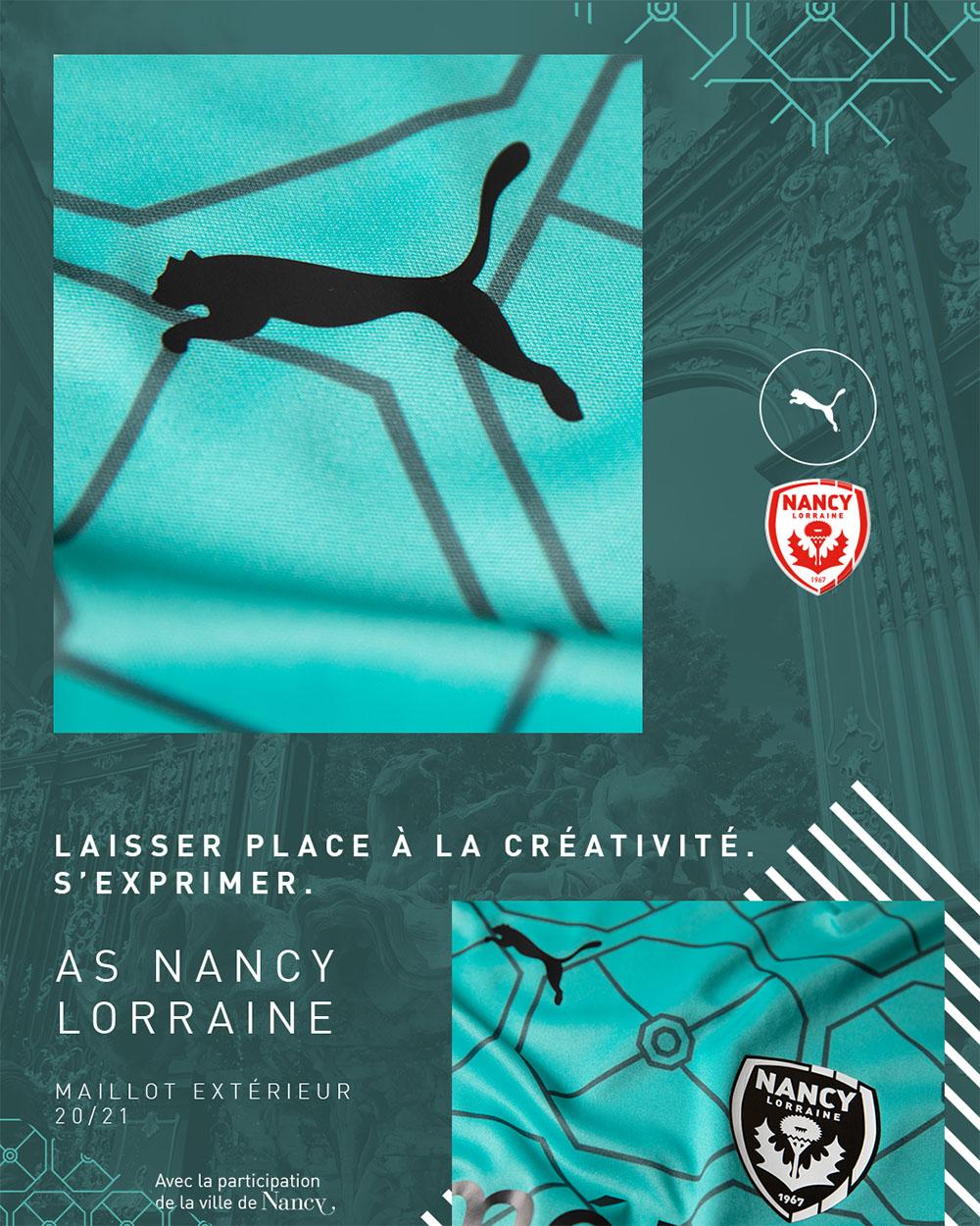 PUMA Football x AS Nancy Lorraine 2020-2021