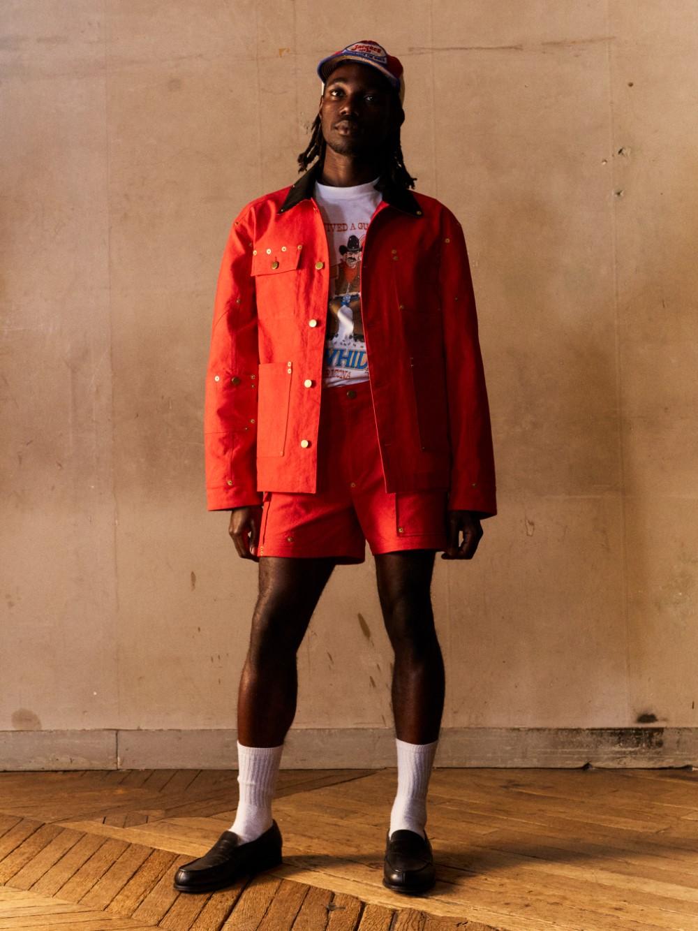 Phipps - Printemps-Été 2021 - Paris Fashion Week