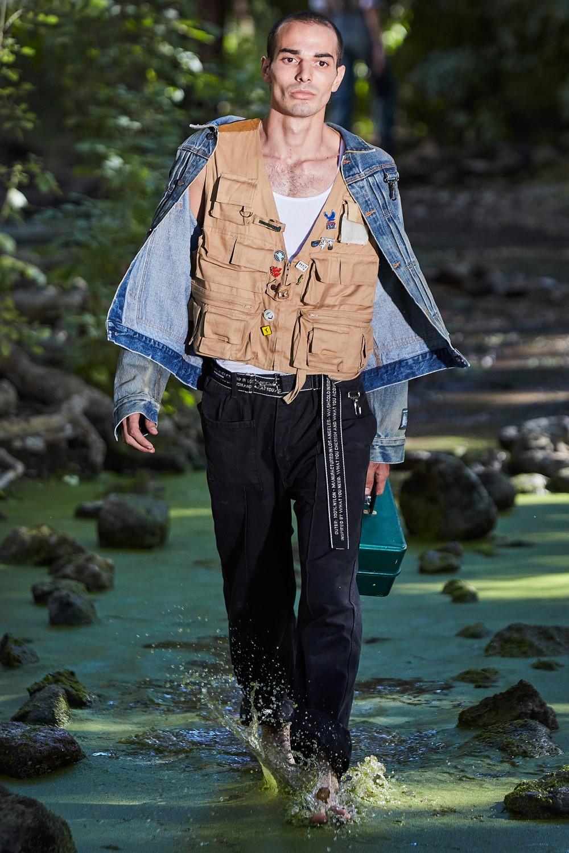 Reese Cooper - Printemps-Été 2021 - Paris Fashion Week