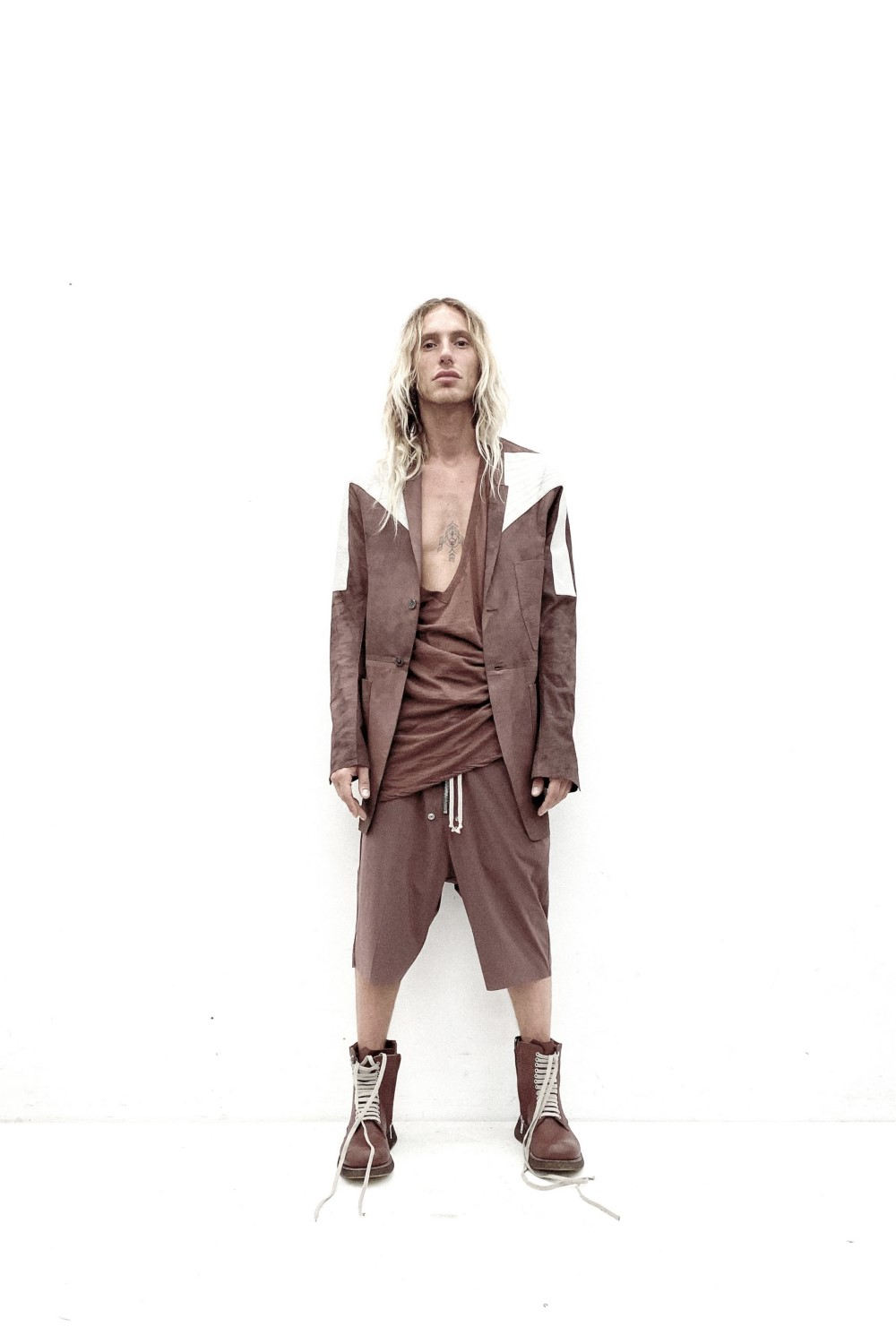 Rick Owens - Printemps-Été 2021 - Paris Fashion Week