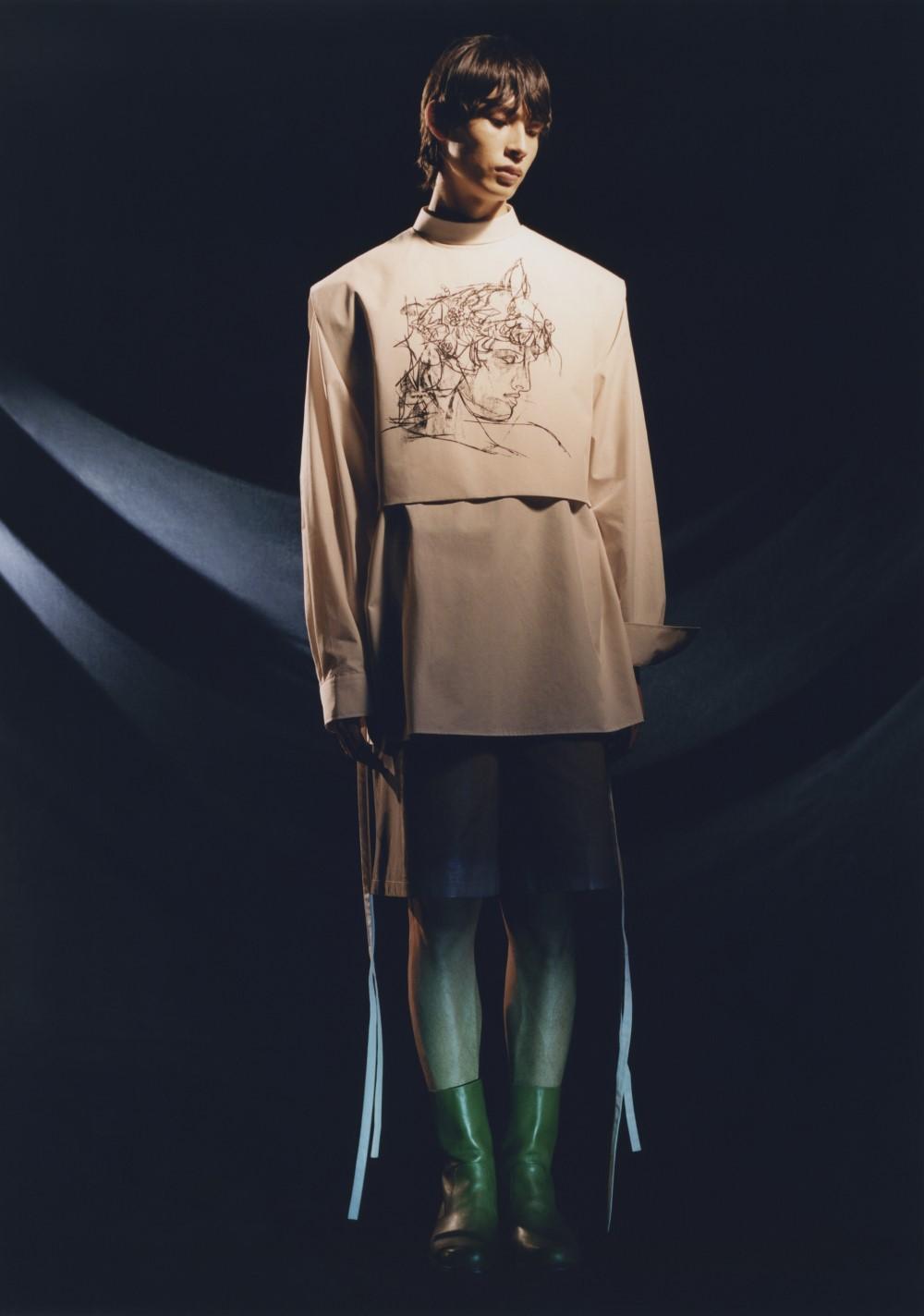 Sean Suen - Printemps-Été 2021 - Paris Fashion Week