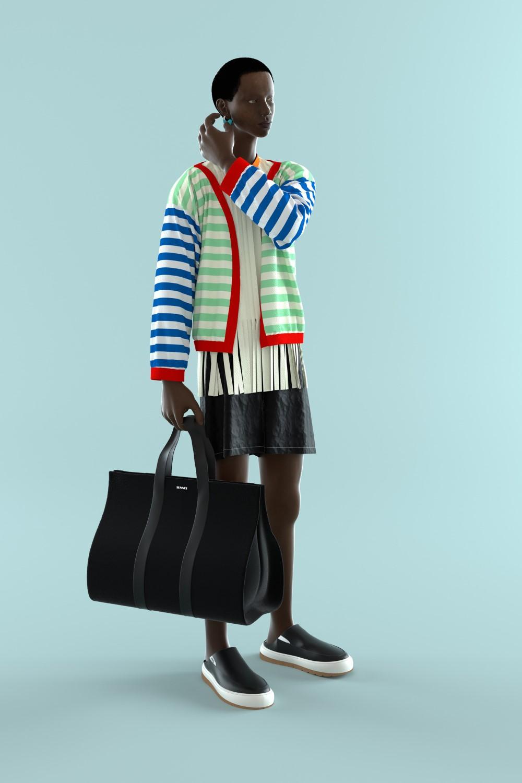 Sunnei - Printemps-Été 2021 - Milan Fashion Week