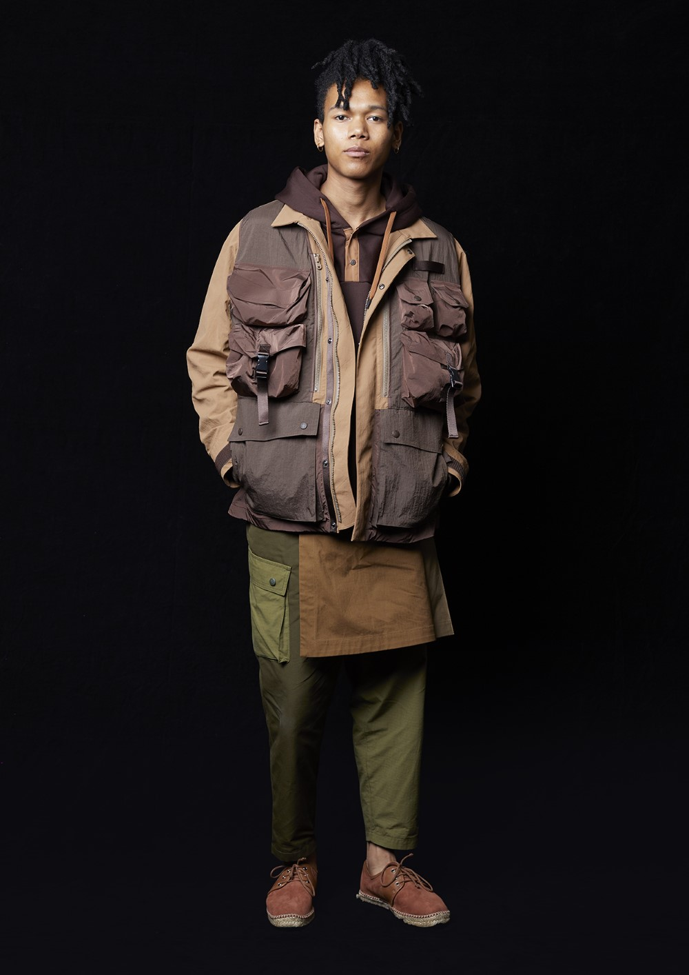 White Mountaineering - Printemps-Été 2021 - Paris Fashion Week