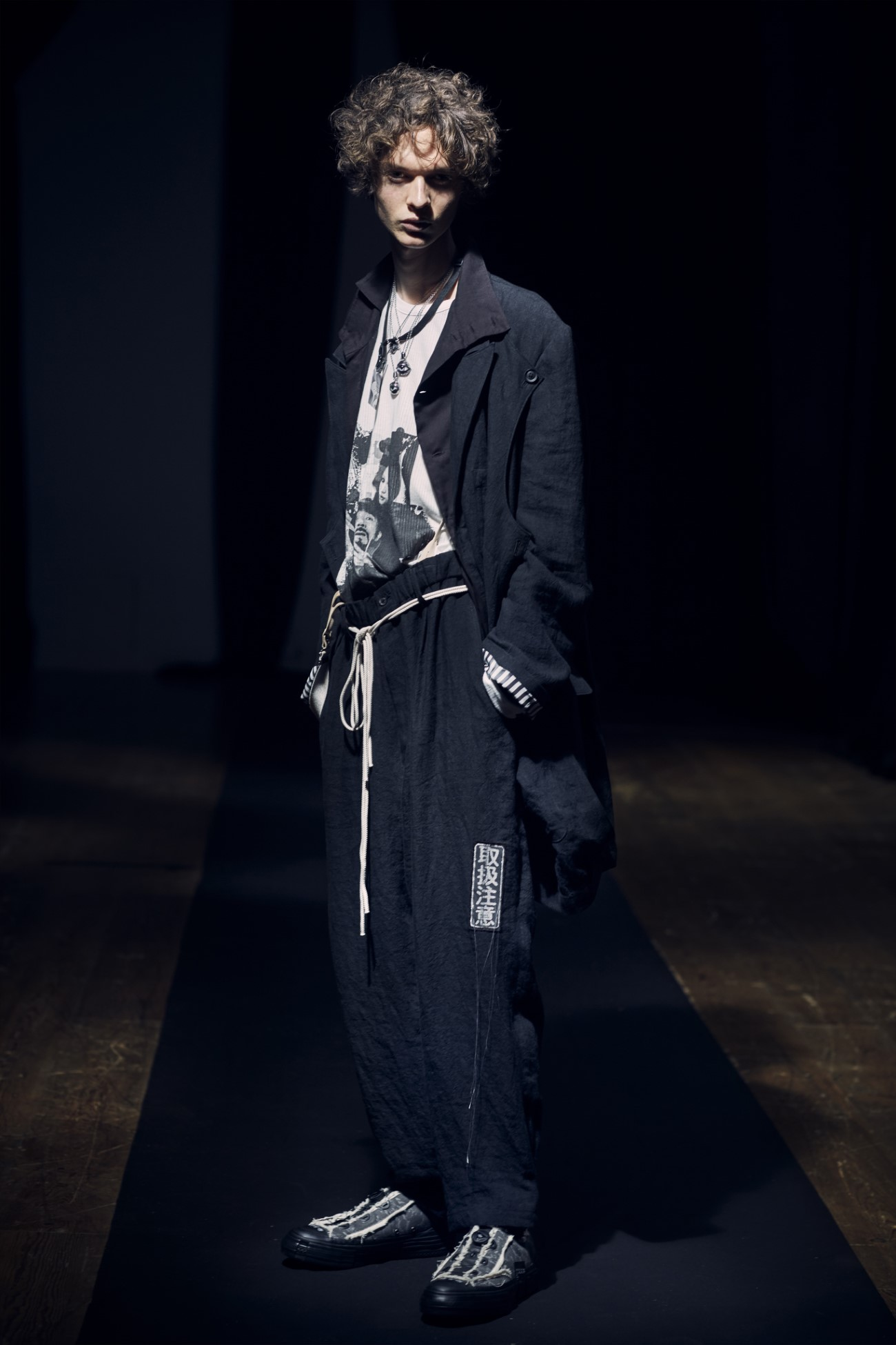 Yohji Yamamoto - Printemps-Été 2021 - Paris Fashion Week