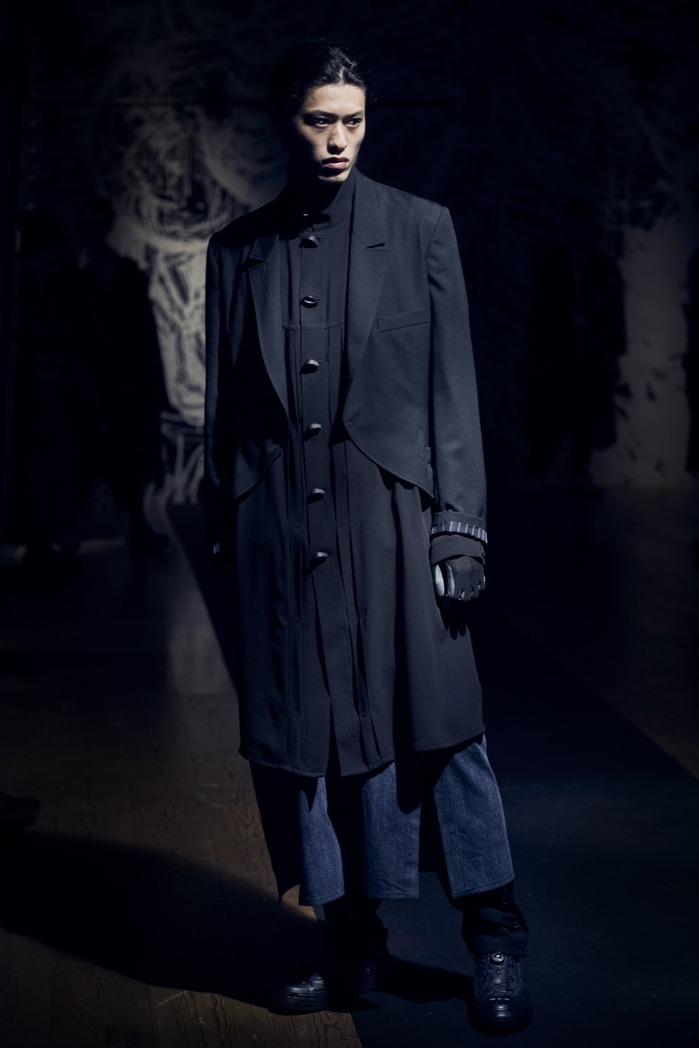 Yohji Yamamoto - Printemps-Été 2021 - Paris Fashion Week