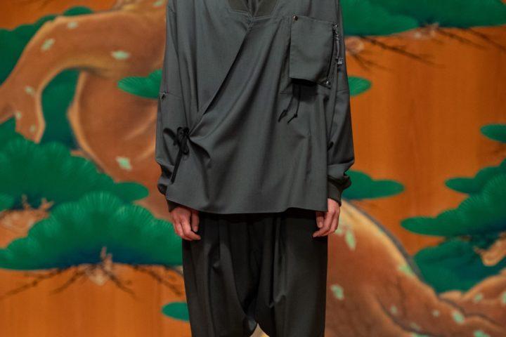 Yoshio Kubo - Printemps-Été 2021 - Paris Fashion Week