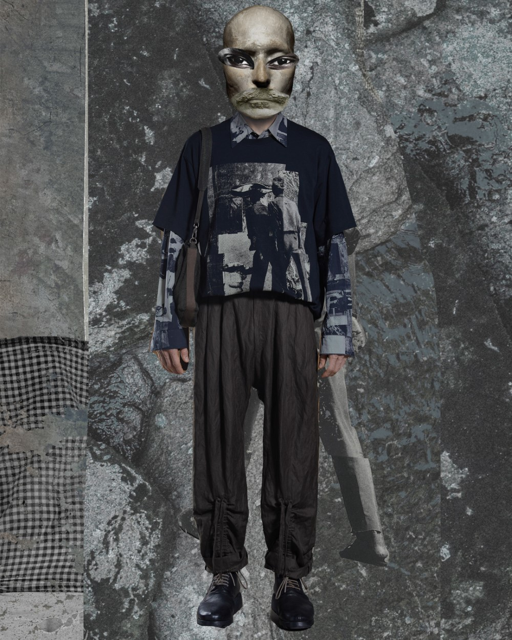 Ziggy Chen - Printemps-Été 2021 - Paris Fashion Week