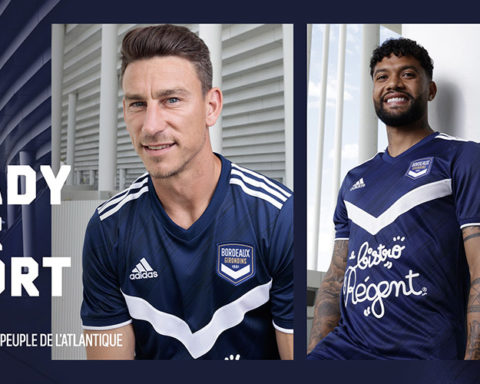 adidas football x Girondins de Bordeaux 2020-21 - Maillot Home