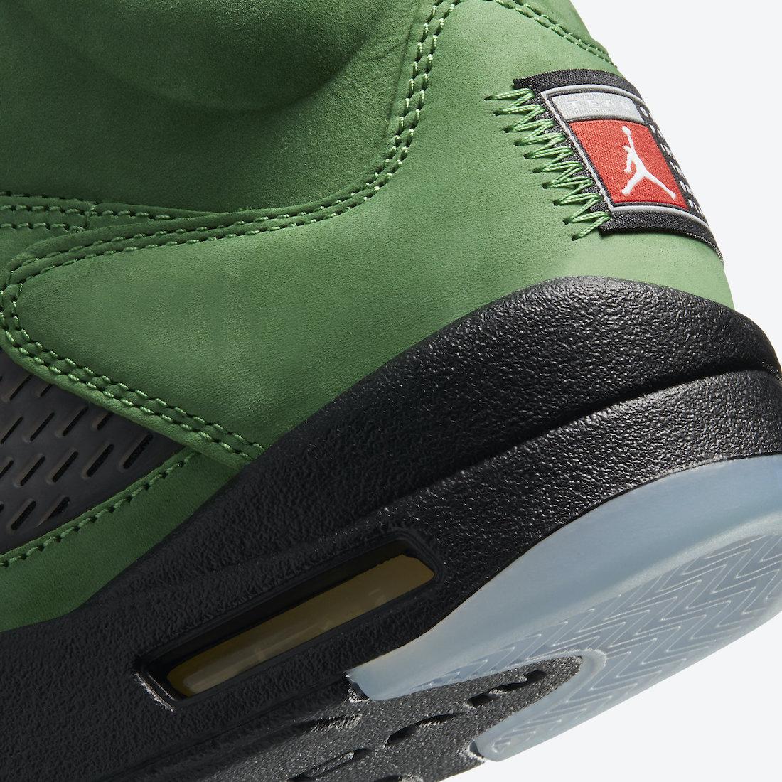 Air Jordan 5 Retro SE Oregon Ducks