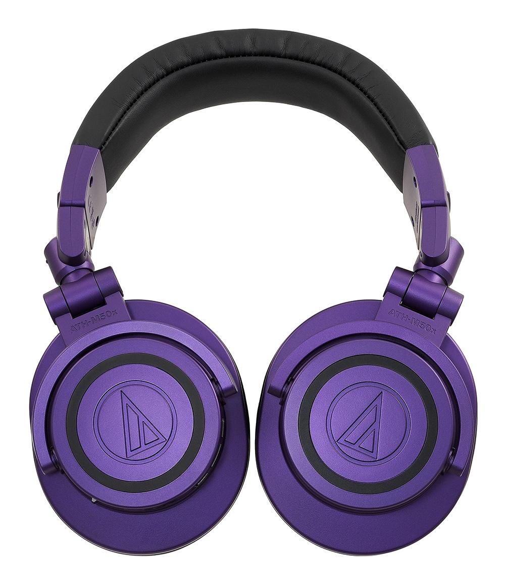 Audio-Technica ATH-M50xBTPB