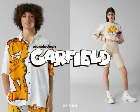 Bershka x GARFIELD