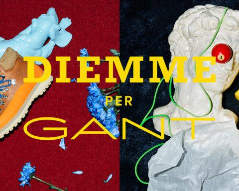 Gant x Diemme