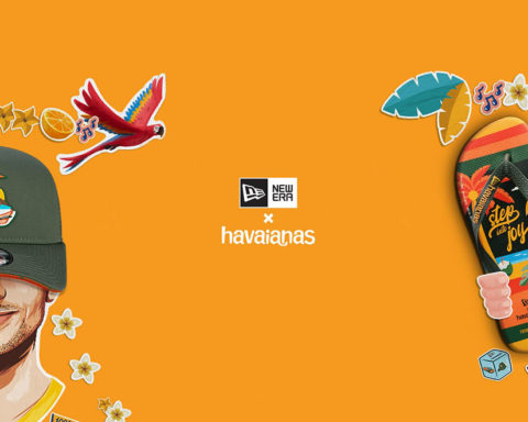 Havaianas x New Era - Collection Step into Joy