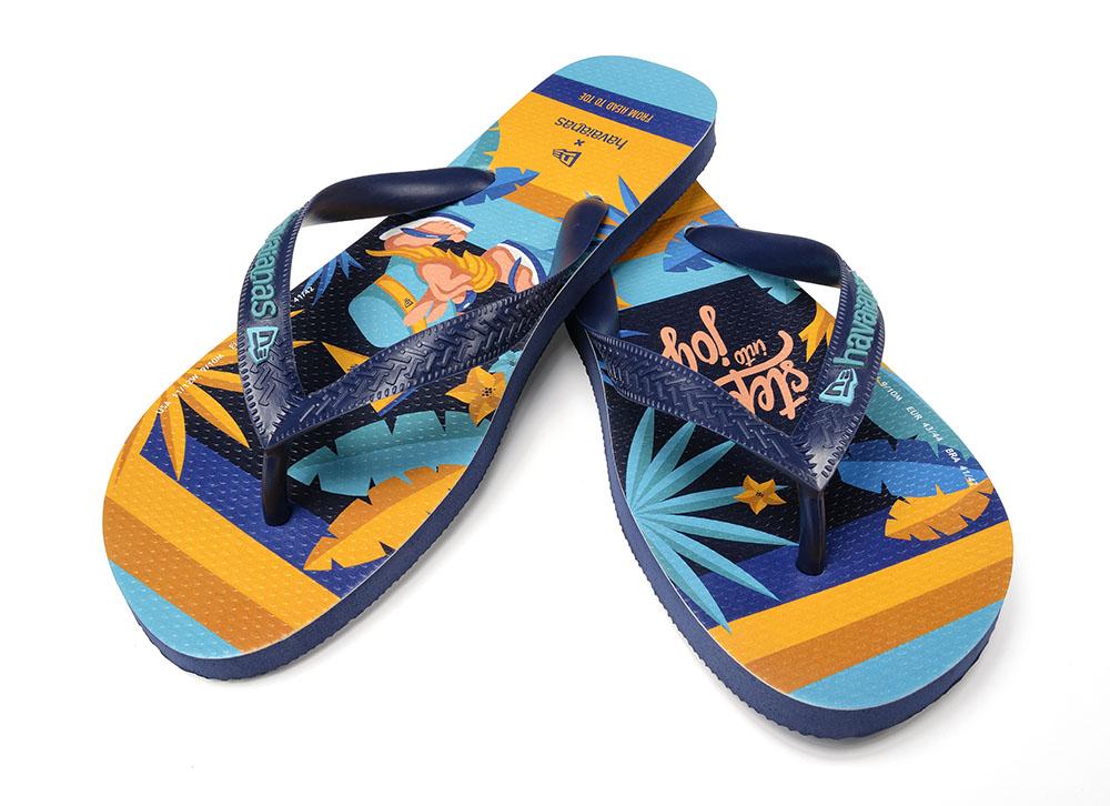 Havaianas x New Era - Collection Step into Joy