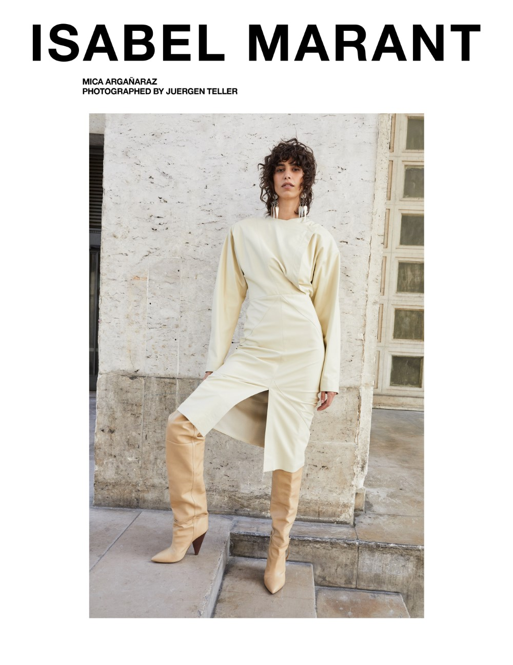 Isabel Marant - Campagne Automne-Hiver 2020