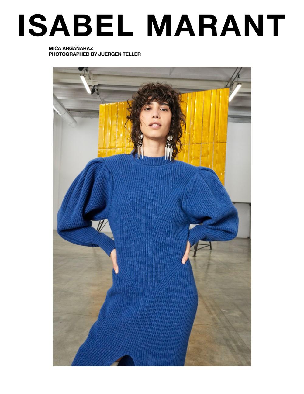 Isabel Marant - Campagne Automne-Hiver 2020