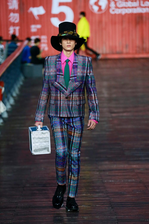 Louis Vuitton - Printemps-Été 2021 - Shanghai