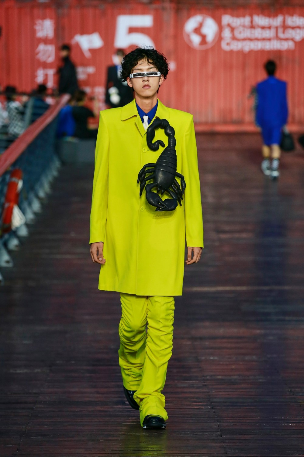 Louis Vuitton - Printemps-Été 2021 - Shanghai