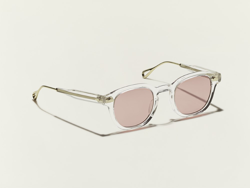Moscot New-York Rose Custom Made Tint