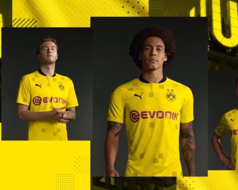 PUMA Football - Kit Cup Borussia Dortmund