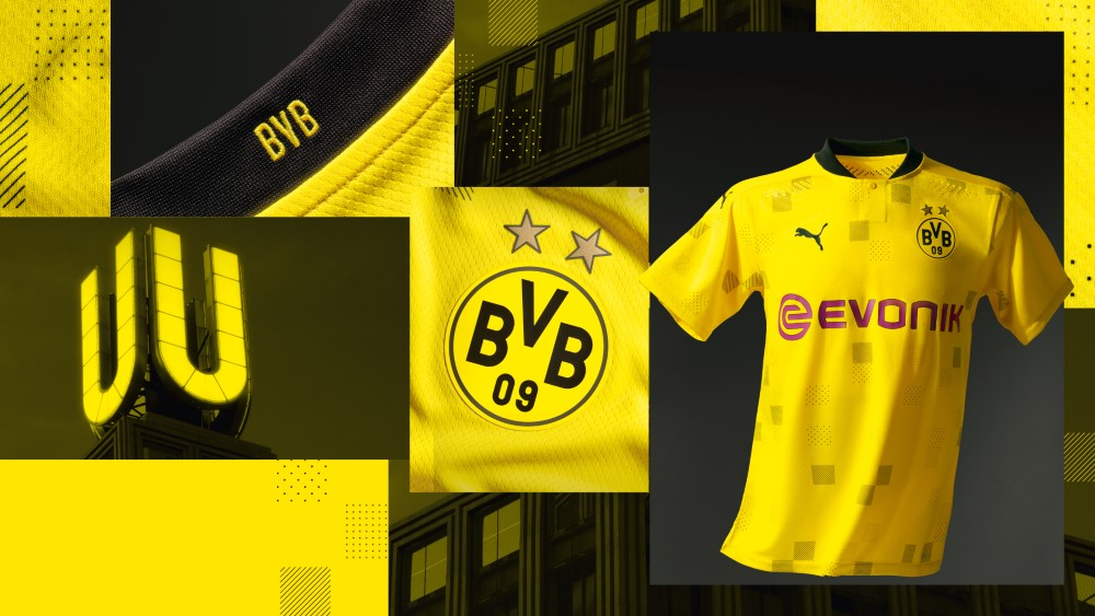 PUMA Football - Kit Cup Borussia Dortmund