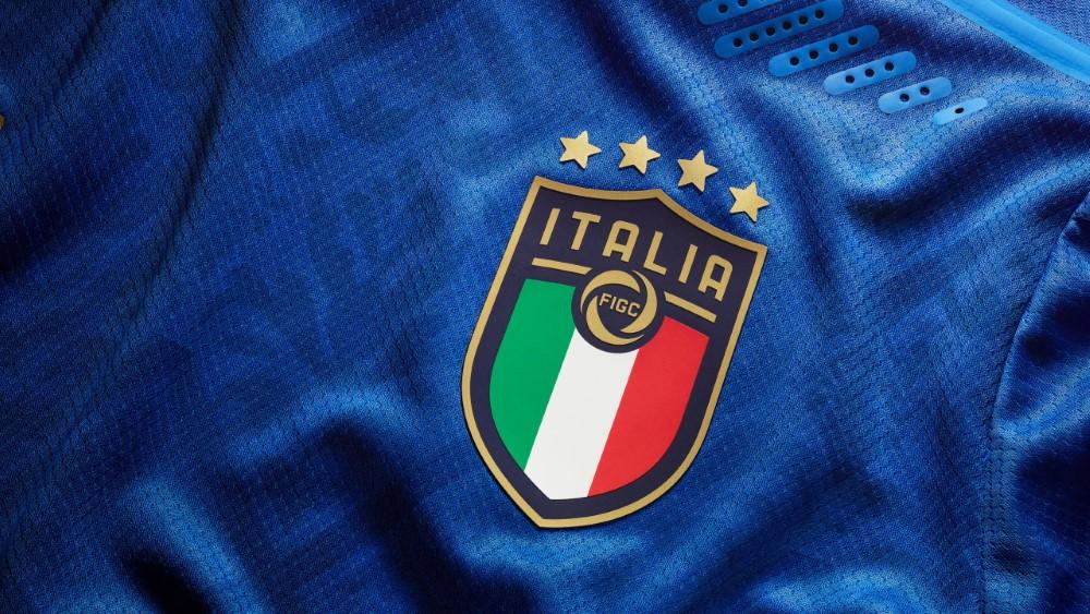 PUMA Football - Maillot Domicile Sélection Italienne Euro 2021