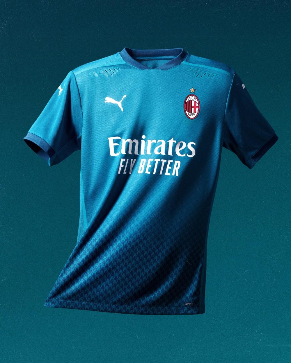 PUMA Football x AC Milan - Third Maillot 2020-2021