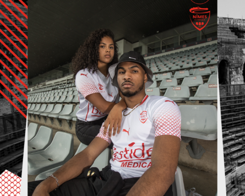 PUMA Football x Nîmes Olympique 2020-2021